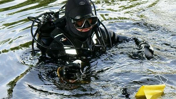 Zajímavosti:trezory pod vodou