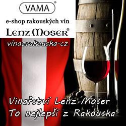 Vína z Rakouska