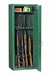 Skříň na zbraně WF 150 E9 Hubertus Premium -skříně na zbraně