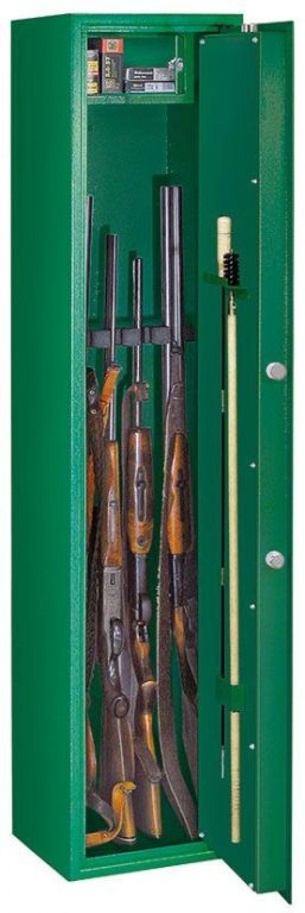 Trezor na zbraně Select 8 zbraní