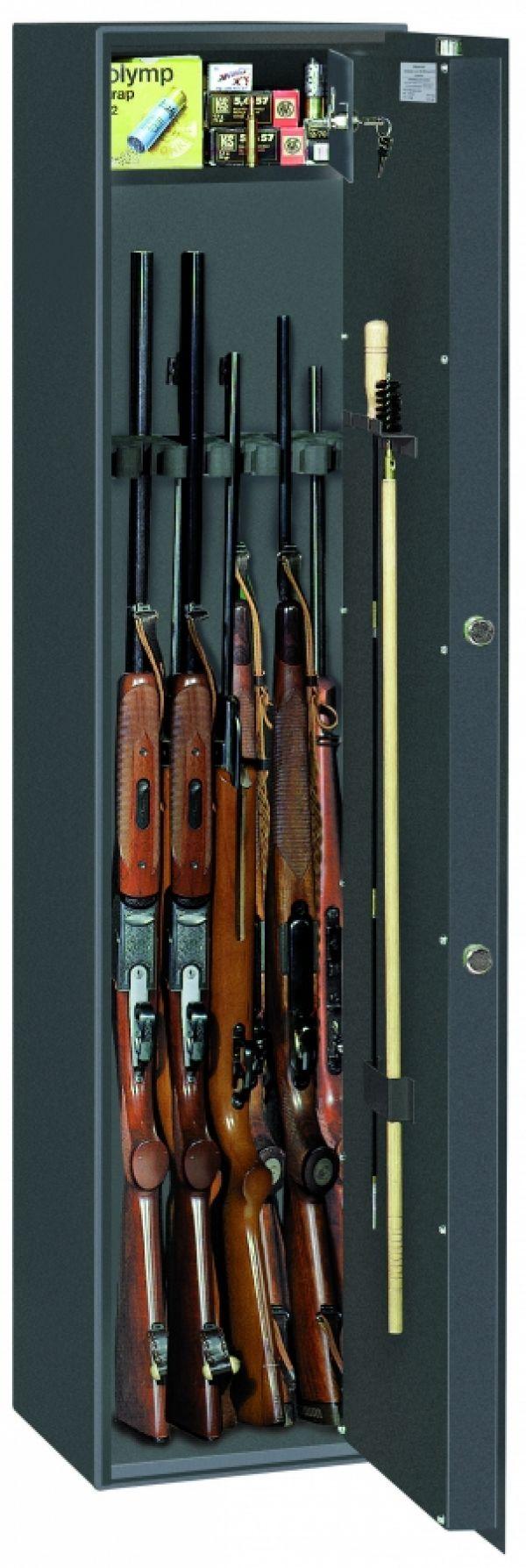 Skříň na zbraně Optima 5 VDMA-A - Doprava zdarma