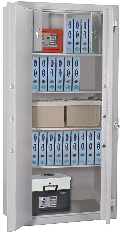 Trezorová skříň Office-3 S2 Fire 60P - Doprava zdarma