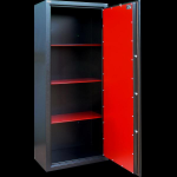 Trezorová skříň SK615-M- archivační skříně
