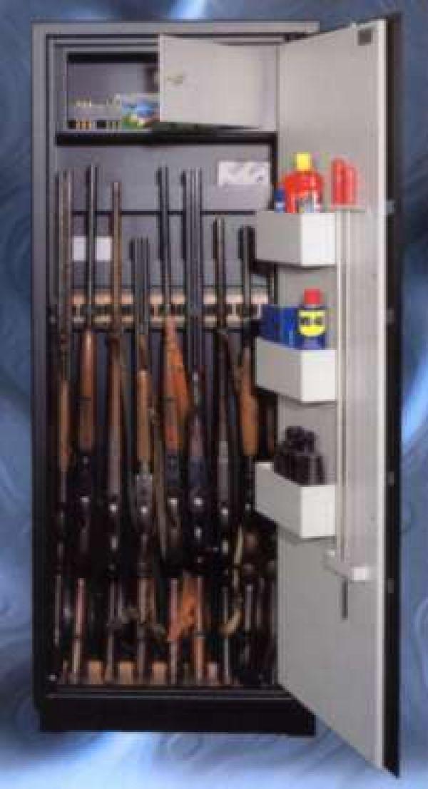 Skříň na zbraně SZ10-7M trezory na zbraně