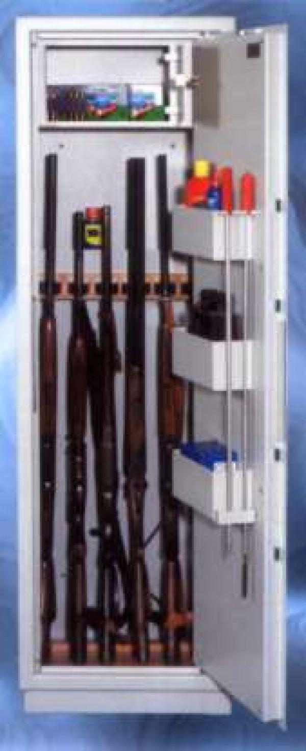Skříň na zbraně SZ6-4M trezory na zbraně
