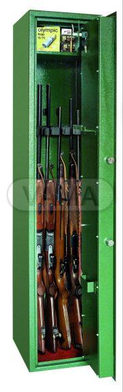 Trezor na zbraně Montana-5 akce