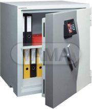 Trezor Wertheim EWS0850KB MM 6.třída bezp.