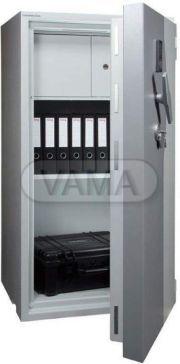 Trezor Wertheim EWS1200KB MM 6.třída bezp.