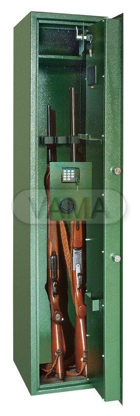 Skříň na zbraně Guntronic 5-EL