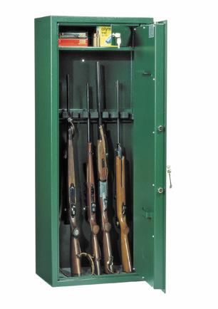 Trezor na zbraně WF 140 E5 tř.A
