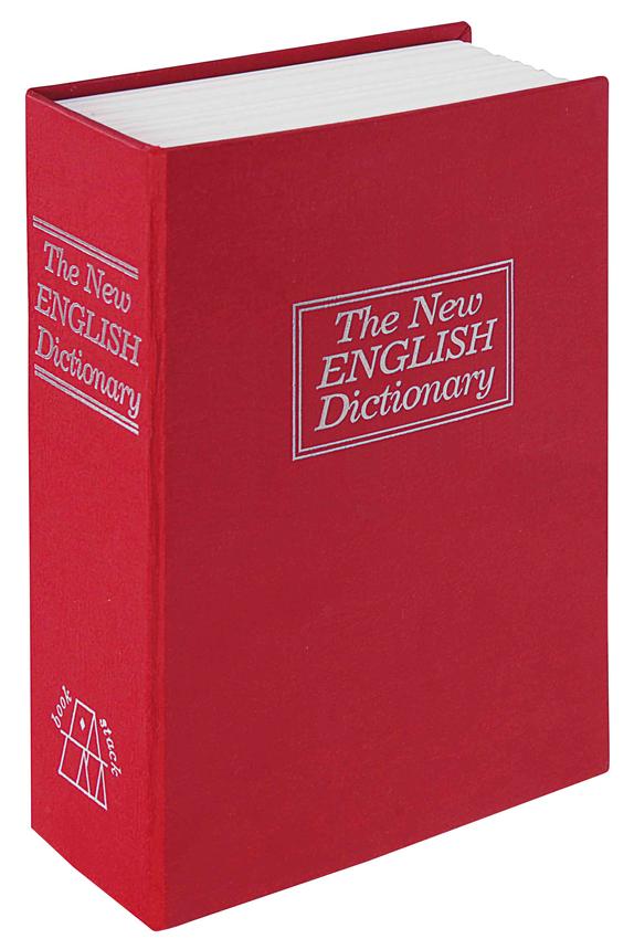 Příruční pokladna Kniha - Book Case