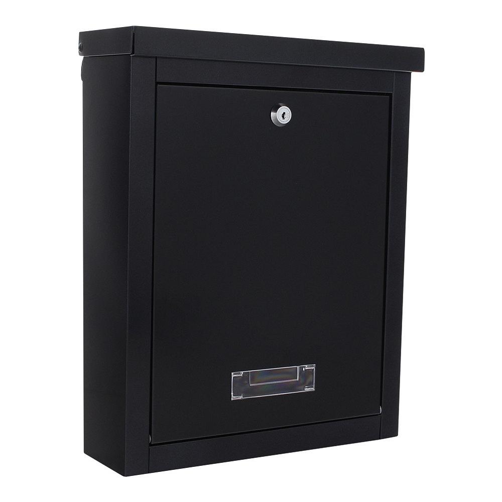 Poštovní schránka Rottner Brighton černá