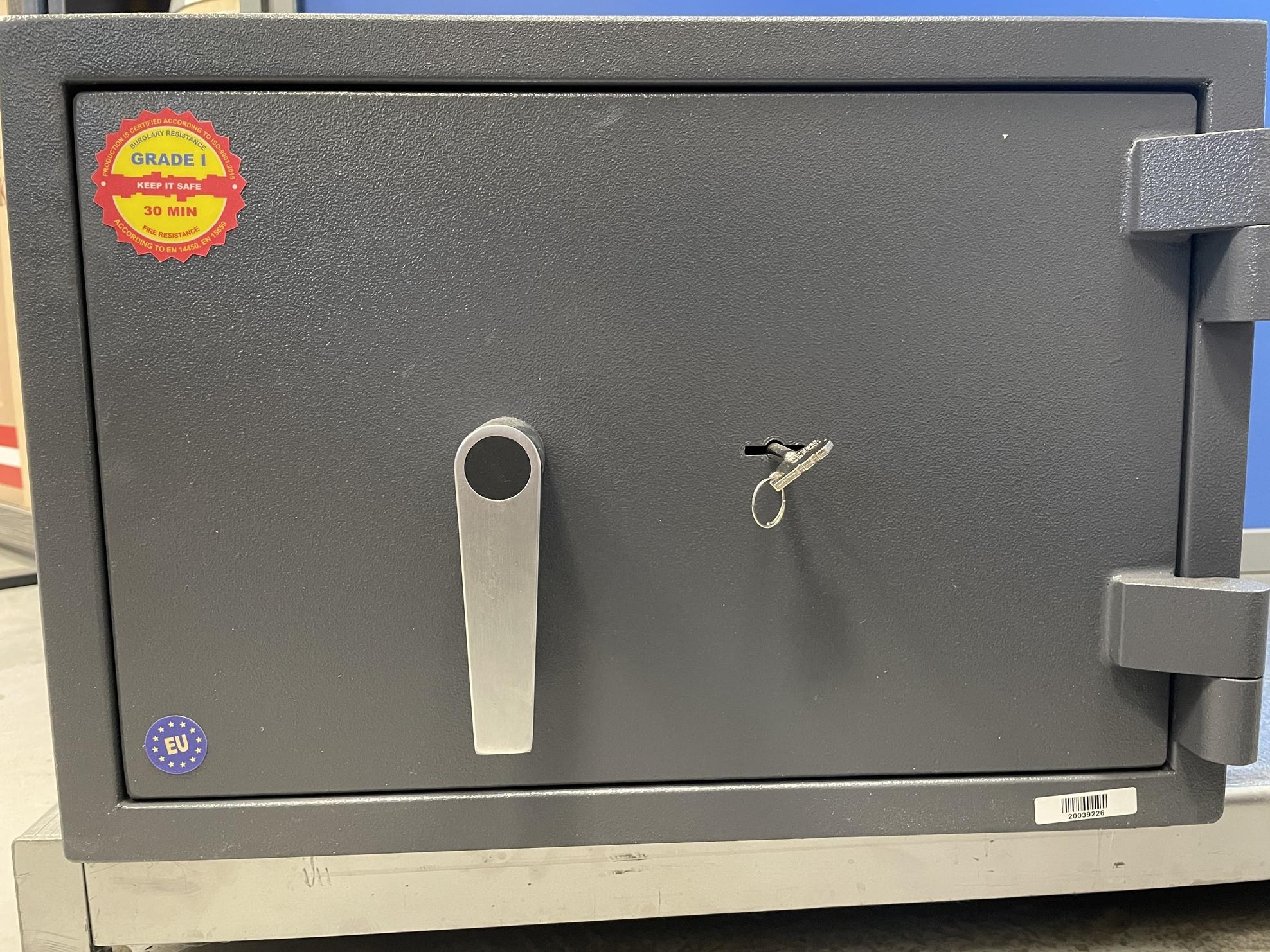 Ohnivzdorný trezor ATLAS Granit 3450 K new