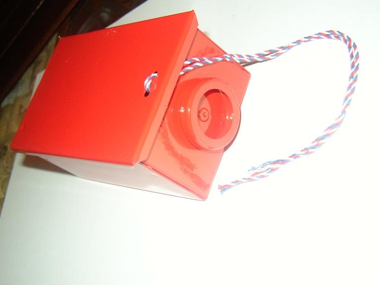 Schránka na klíče-pečetící krabička