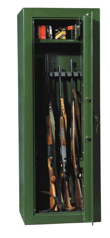 Trezor na zbraně Rottner Safari-8 S2