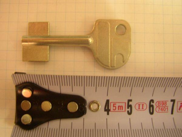 Trezorový klíč RT108