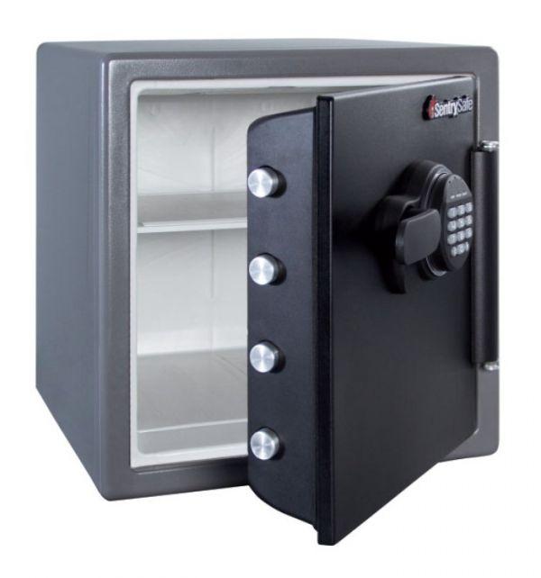 Sejf protipožární SentrySafe Fire Data vodotěsný výprodej