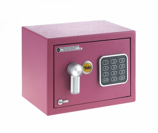 Sejf Yale Value Mini Pink YSV 170