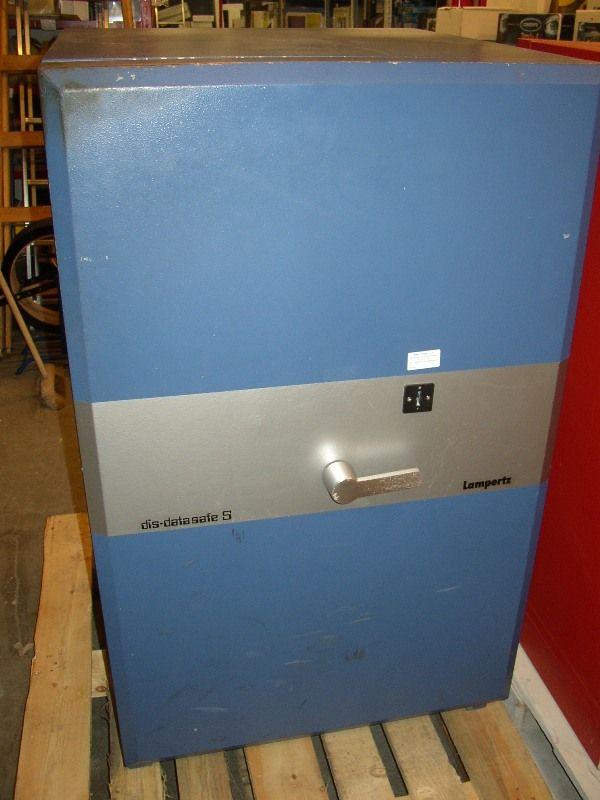 Trezor Lampertz Datasafe S120DIS blue-ohnivzdorný