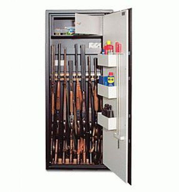 Skříň na zbraně T-safe SZ10 třída Z2 10zbraní