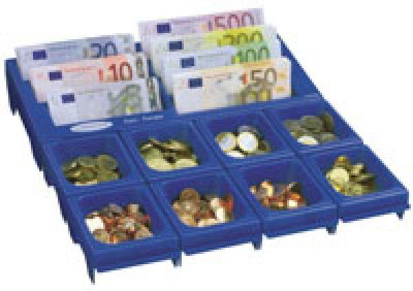 Mincovník Cashnotes-Euro+pořadač bankovek