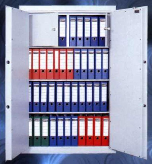 Skříňový trezor T-safe ASV1 bezp.třída 1