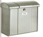 Poštovní schránka BURG Futura Olymp stříbrná akce