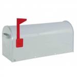 Rottner Mailbox Alu bílá-americká poštovní schránka