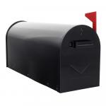 Rottner Mailbox Alu černá-americká poštovní schránka