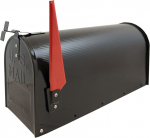 Poštovní schránka BTV DAKOTA US MAILBOX černá