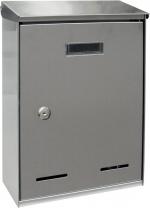 Poštovní schránka BTV Nano inox nerez