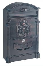 Schránka poštovní Rottner Ashford antracit antique