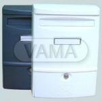 Poštovní schránka UH ABS-2 hnědá