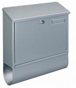 Poštovní schránka Rottner Villa spezial set stříbrná