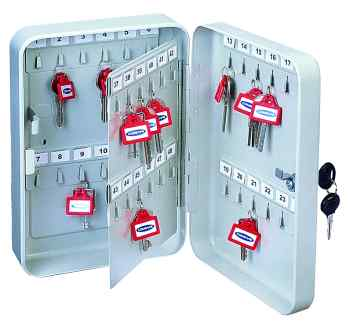 Skříňka na klíče Rottner TS 48