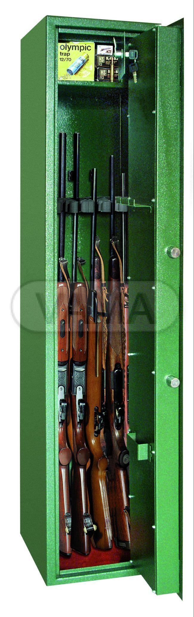 Trezor na zbraně Rottner Montana 5
