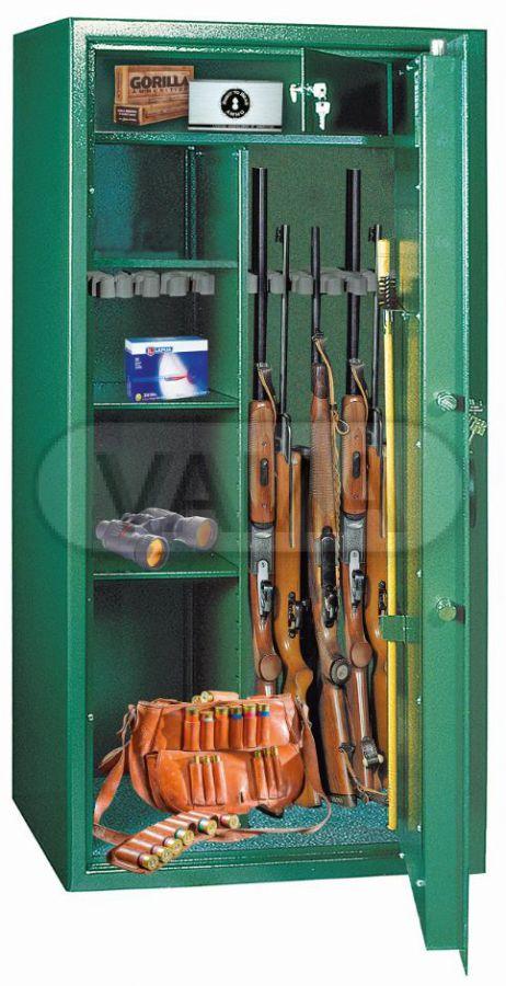Trezor na zbraně Montana-10